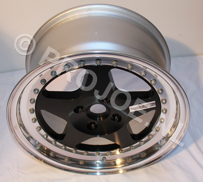 "16""  3 piece speedline wheels last ones: LOWERED PRICE !!"