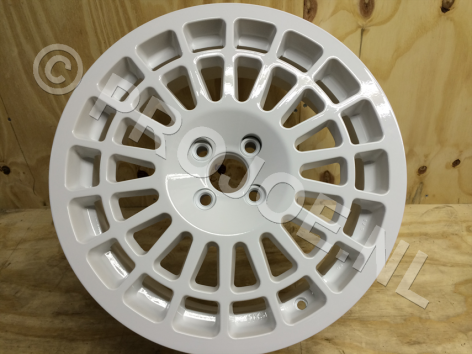 17 x 8 Speedline GrA model wheels for 8V/16V