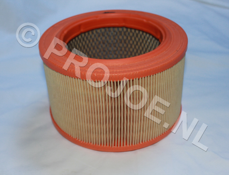 Air filter for carbon Lancia Delta GrA filter housing