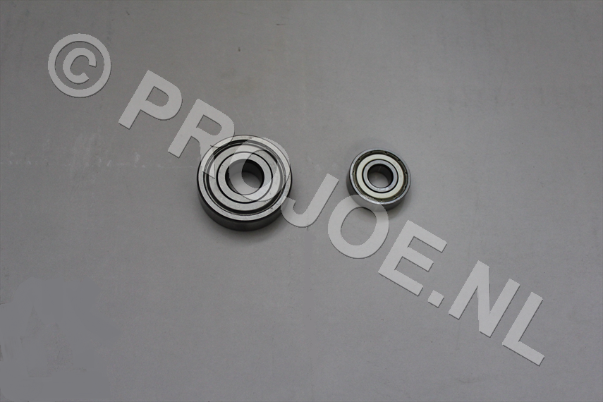 Alternator bearing kit