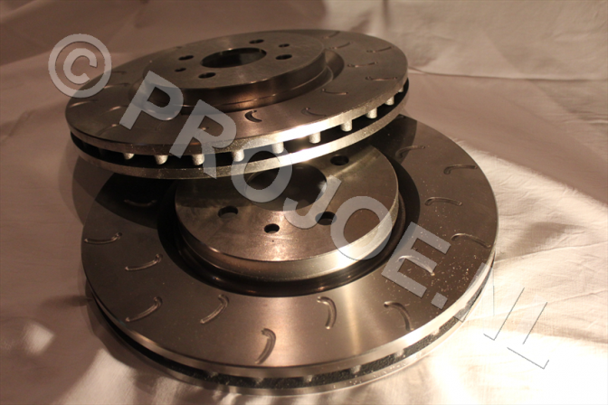 Brakes discs to fit Ferrari F355 kit