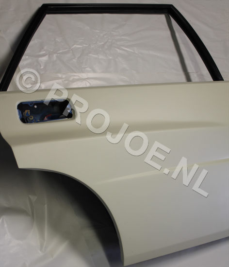 Evo rear door