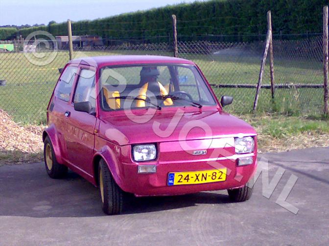 Race Fiat 126