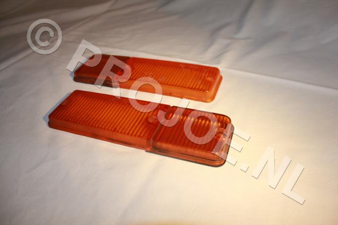 Lancia Delta Integrale front indicator glass