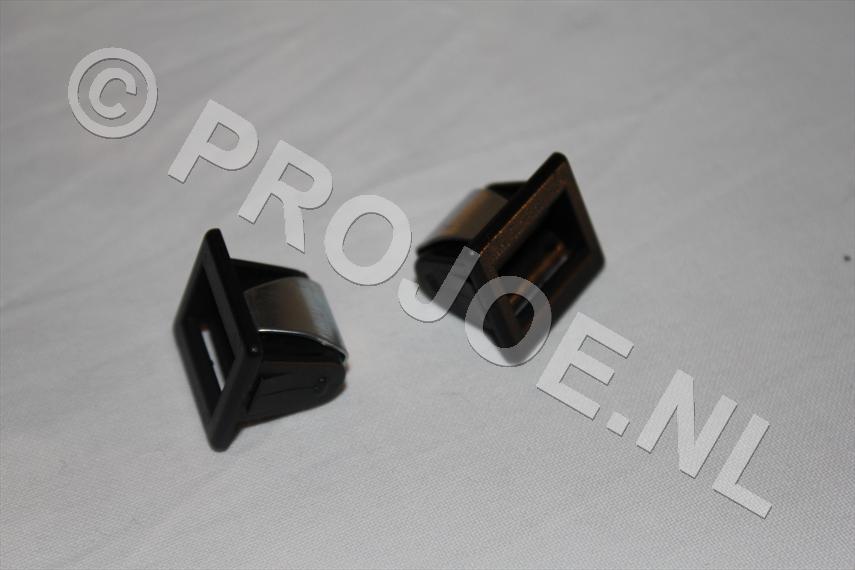 Lancia Delta Integrale Grill brackets