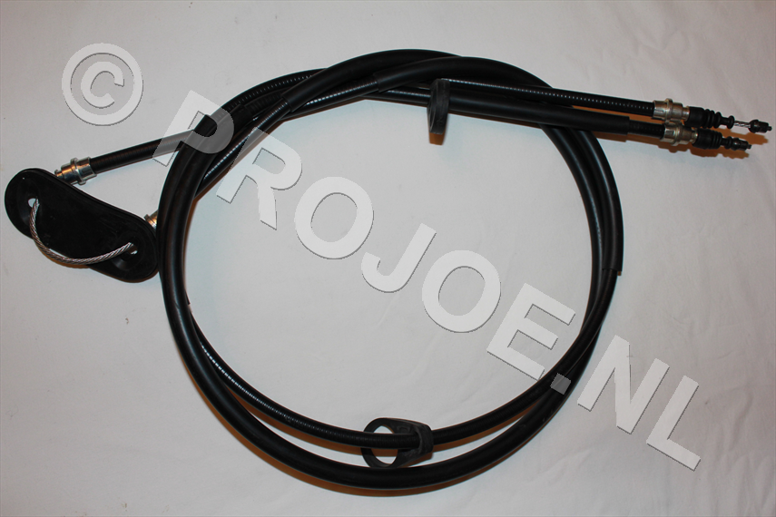 Lancia Delta Integrale handbrake cable