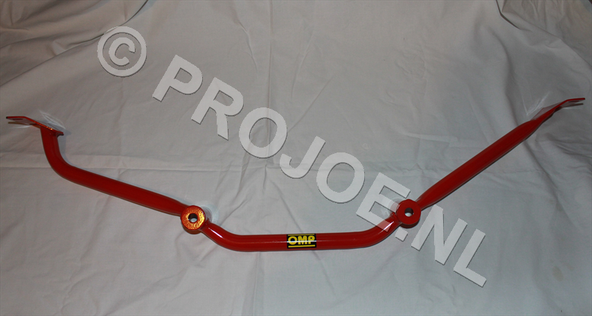 Lancia Delta Integrale rear lower suspension brace