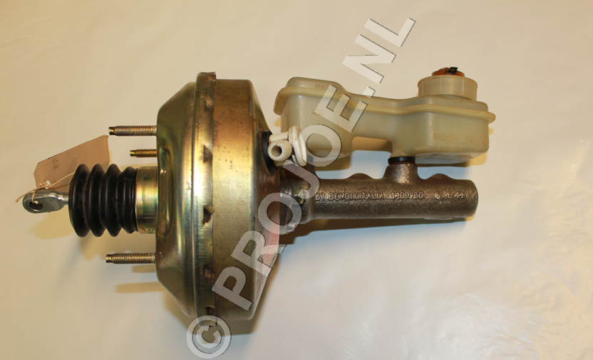 Lancia Delta Integrale 8V brake booster assembly