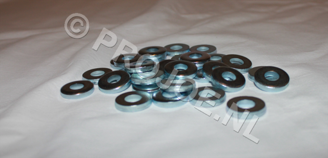 Lancia Delta Integrale exhaust manifold rings