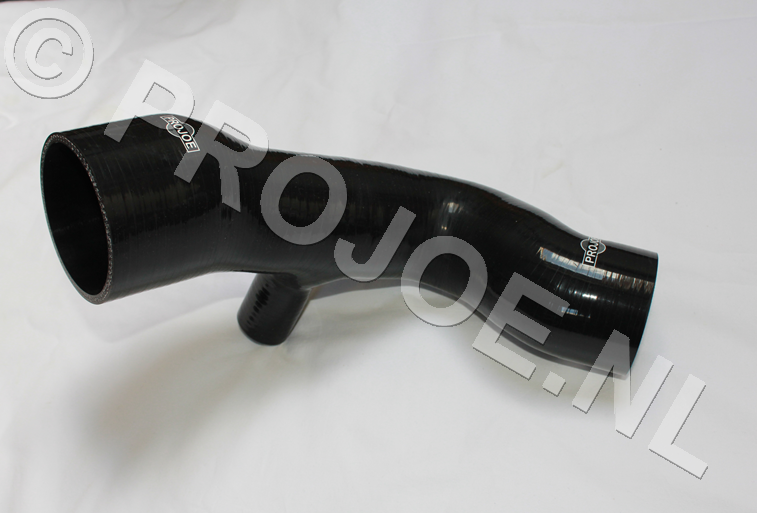 Lancia Delta Integrale turbo hose- black