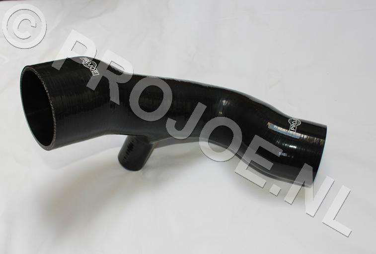 Lancia Delta Integrale turbo hose- black
