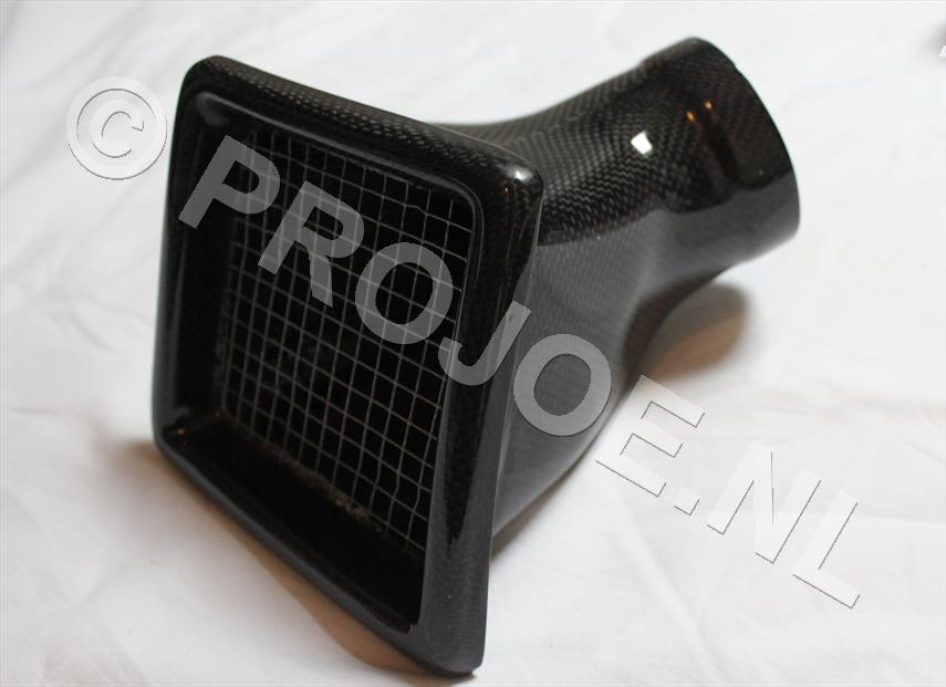 Lancia Delta Integrale Evo carbon brake duct