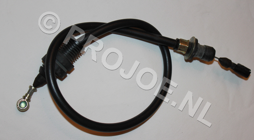 Lancia delta Integrale gas cable