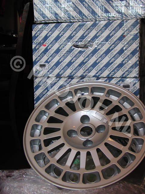 "Lancia integrale Speedline wheels 16"" x 7"