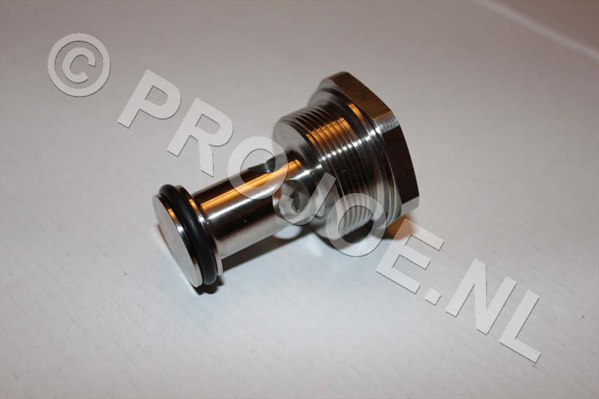 Oil thermostat valve replacement