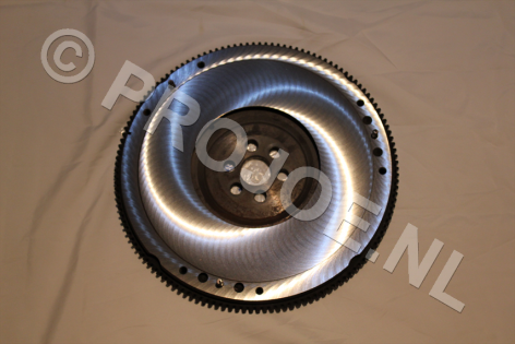 Reconditioned lightweight flywheel