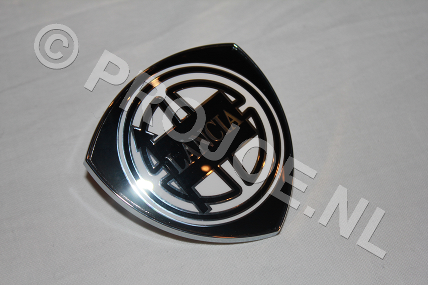 new Lancia badge