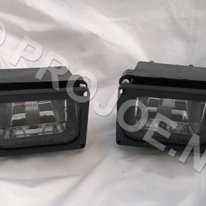 Lancia Delta Integrale Evo fog lights