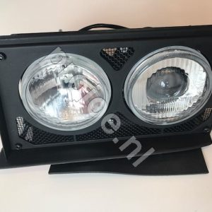 Lancia Delta Integrale Evo headlight unit reproduction