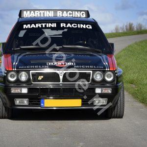 Lancia Delta Integrale 16V – martini