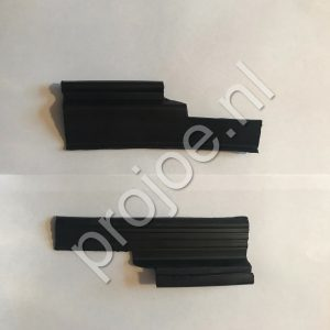 Lancia Delta Integrale and Evo  engine bay plastic corner bracket