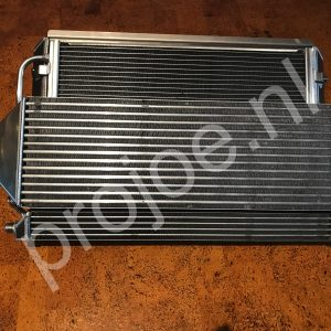 Lancia Delta Evo front mounted intercooler set