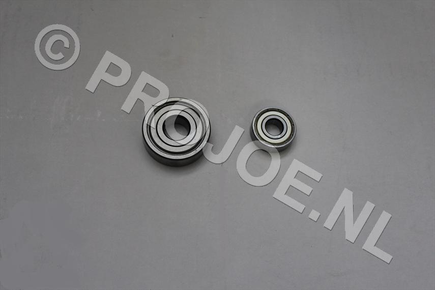 Alternator bearing kit