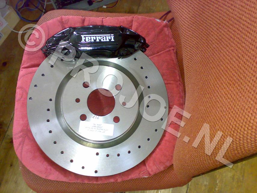 8V-16V Integrale Ferrari F355 brake kit