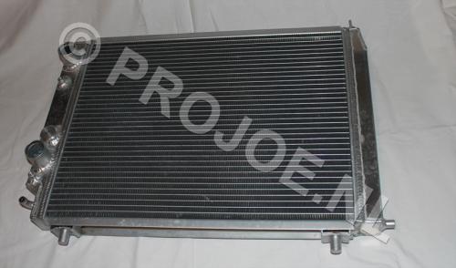 Lancia Delta Integrale twin core Radiator