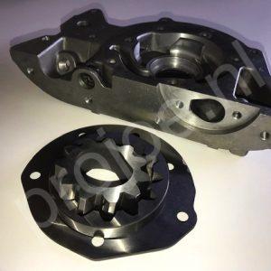 Lancia Delta Integrale upgraded oil pump