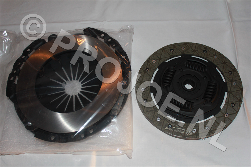 Lancia Delta Integrale 8V clutch with Kevlar plate