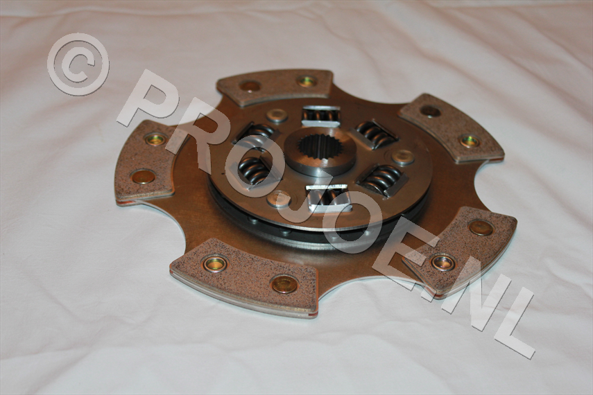 Lancia Delta Integrale 16V and Evo paddle clutch plate