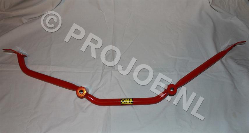 Lancia Delta Integrale rear lower suspension brace