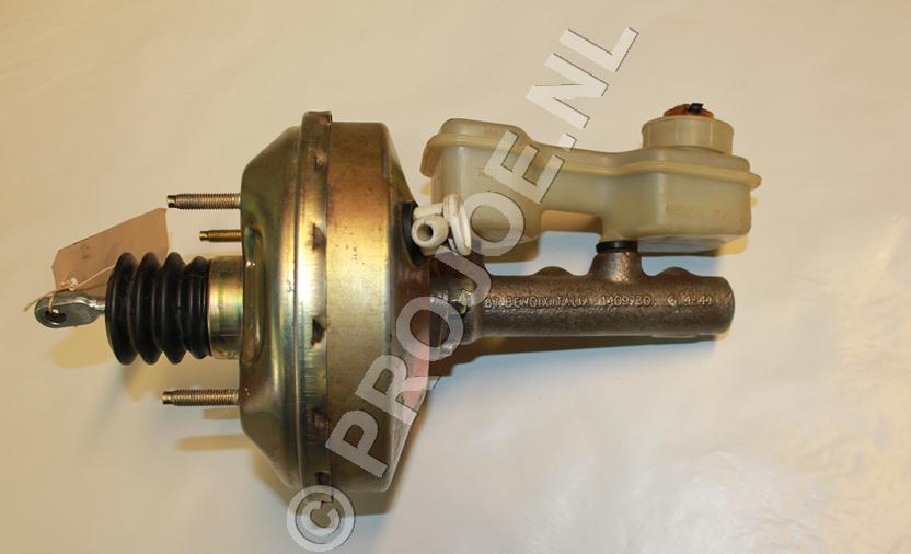 Lancia Delta Integrale 8V brake booster assembly