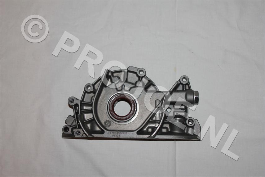 Lancia Delta Integrale oil pump