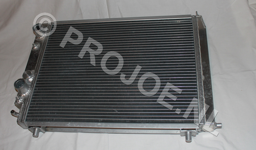 Lancia Delta Integrale twin core Radiator
