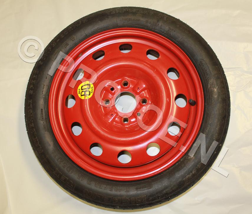 Spare wheel Fiat Coupe/ Lancia Delta