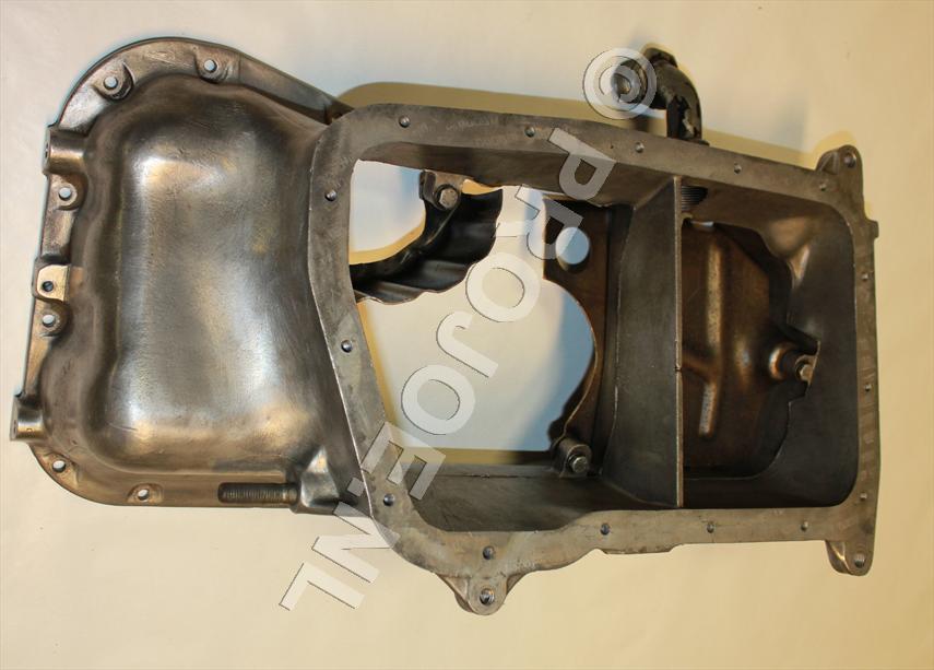 Lancia Integrale oil sump