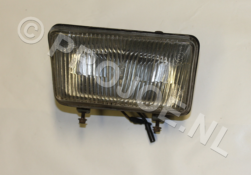 Used Integrale 8V -16V fog light