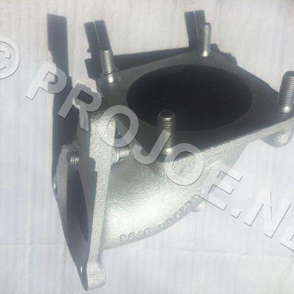 Lancia Delta Integrale Evo2   90 degree turbo bend