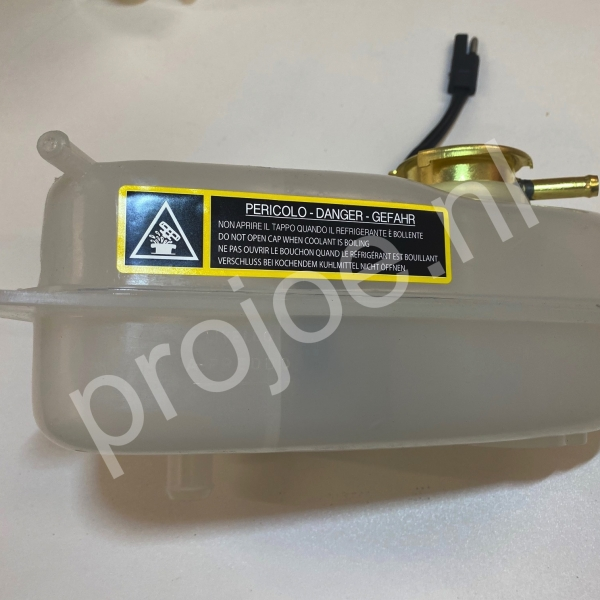 Lancia Delta Integrale coolant tank / header tank -82473197