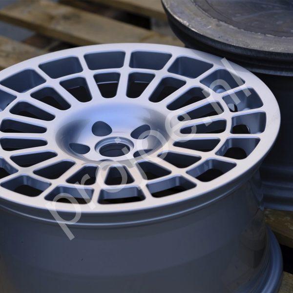 Lancia Delta Integrale Evo 17 x 9  forged wheel – 8,7 Kg