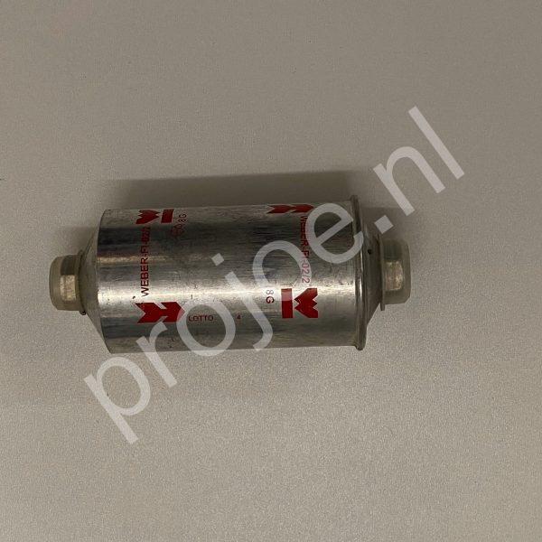 Lancia Delta Integrale original fuel filter 82434499  WEBER