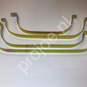 Lancia Delta Integrale fuel tank strap set