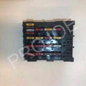 Lancia Delta Integrale fuse box