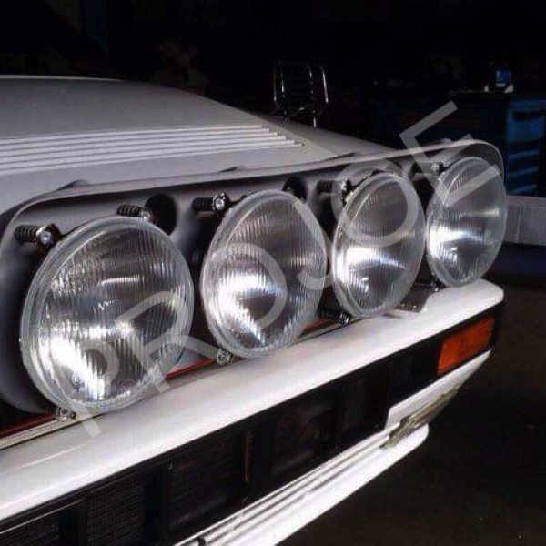 Lancia Delta Integrale rally light pod