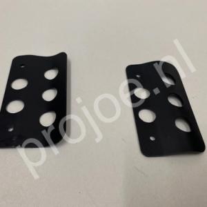 Lancia Delta Integrale grA window safety brackets