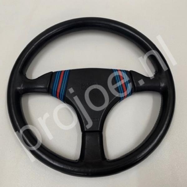 lancia delta integrale martini steering wheel – SOLD