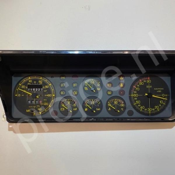 Lancia Delta Integrale Evo dashboard – 7794491