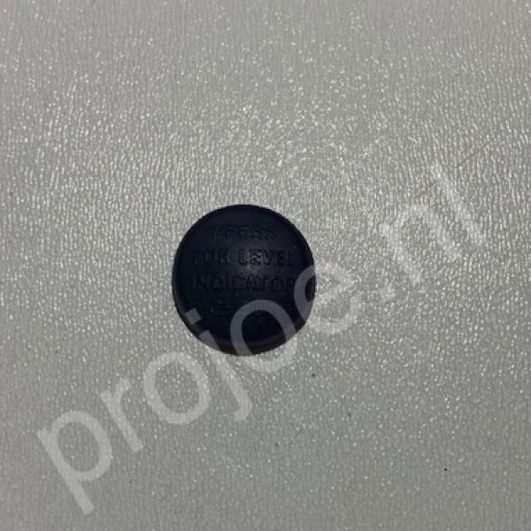 Lancia Delta Integrale brake fluid level indicator cap